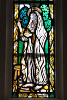 44 Bride Window Glastonbury Abbey