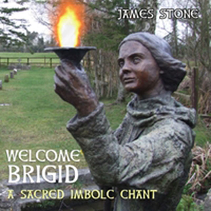 Welcome Brigid, James Stone